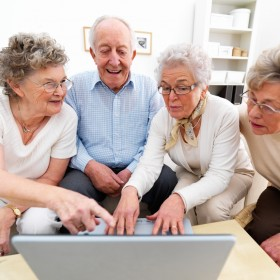 AAL4ALL: Ambient Assisted Living for All