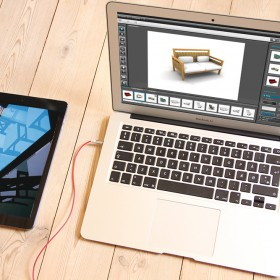 VRinMotion: Use of Augmented Reality in the furniture industry